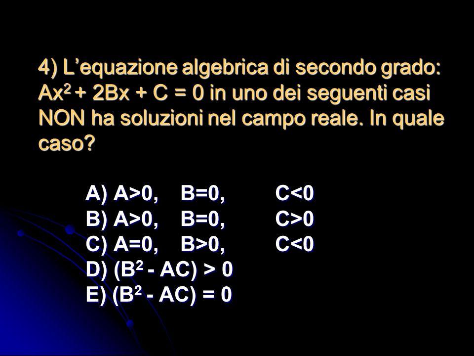 TESTTEST DI AUTOVALUTAZIONE TEST