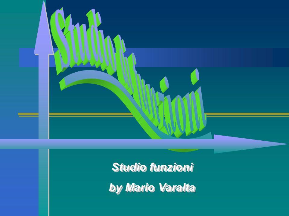 Studio funzioni by Mario Varalta Studio funzioni by Mario Varalta