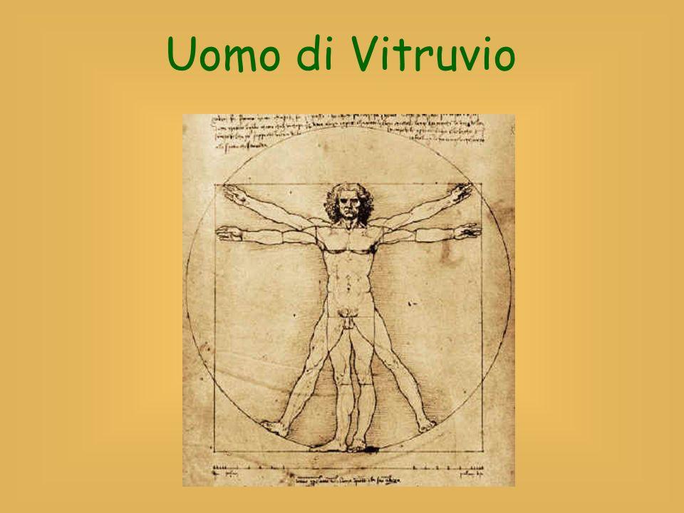 Uomo di Vitruvio