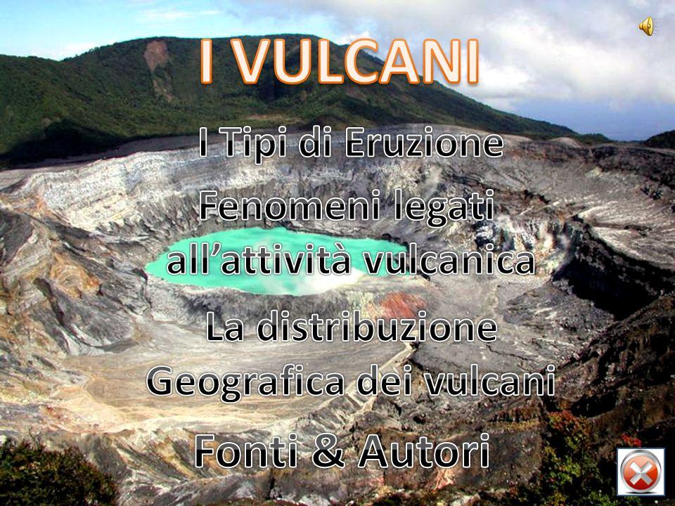 Esplosioni generate da vulcani o collassi di parti di isole vulcaniche possono provocare gli Tsunami, le gigantesche onde dacqua più comunemente associate ai terremoti, che si propagano fino a grandi distanze.