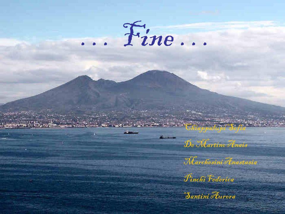 … Fine … Chiappalupi Sofia De Martino Anais Marchesini Anastasia Pinchi Federica Santini Aurora