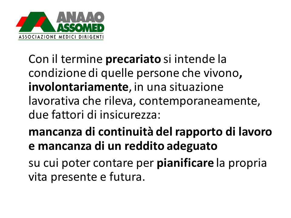 Altre regioni ancora, tra cui la Campania con la legge L.R.n.5 del 2008, hanno emanato una legge regionale che prevedeva la stabilizzazione previa domanda per coloro i quali avevano maturato i requisiti entro il 30 dic 2006.