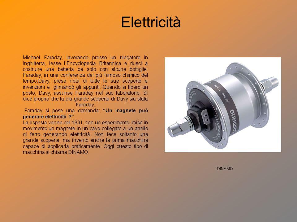 Le Onde ElettromagneticheOnde Michael Faraday (1791-1867), dopo aver inventato la dinamo, continuò a fare ricerche sullelettricità e sul magnetismo.