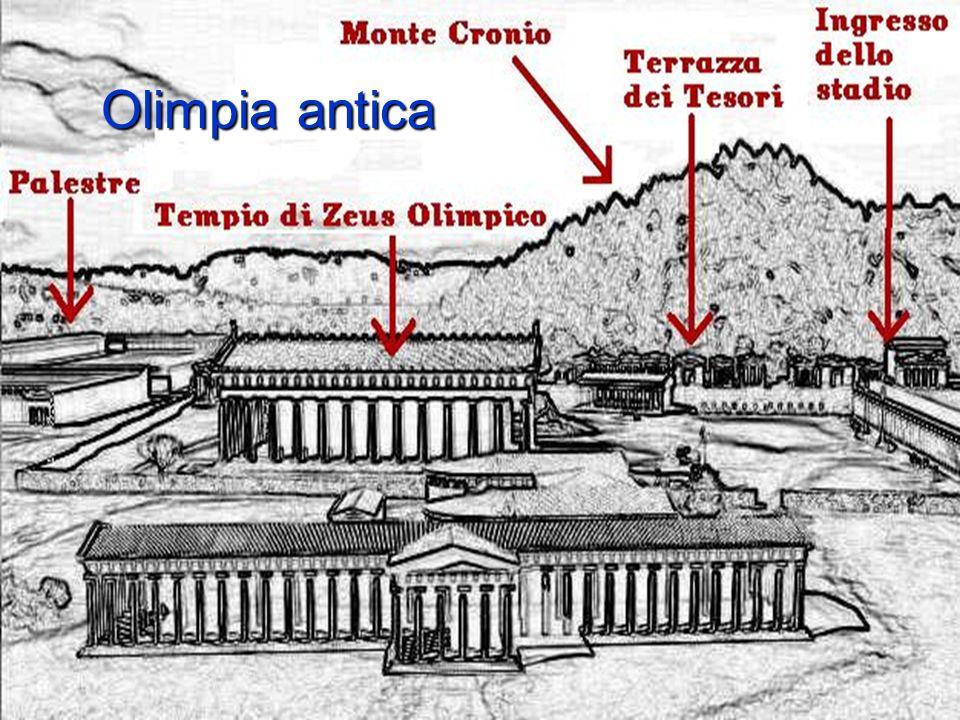 Olimpia antica