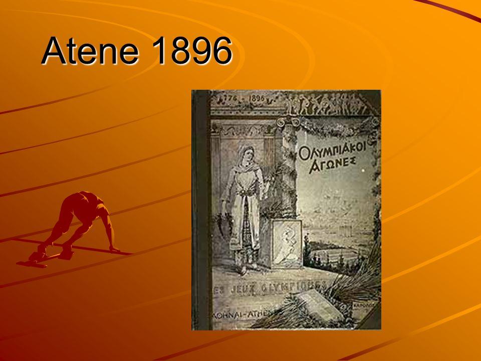 Atene 1896 Atene 1896