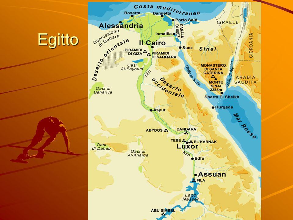 L EGITTO 3000 - 1690 a.C.