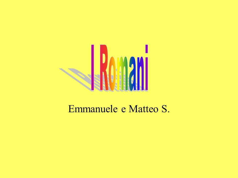 Emmanuele e Matteo S.