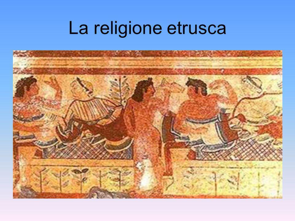 La religione etrusca