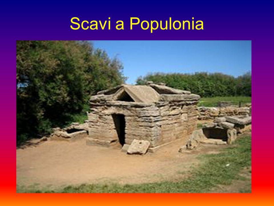 Scavi a Populonia