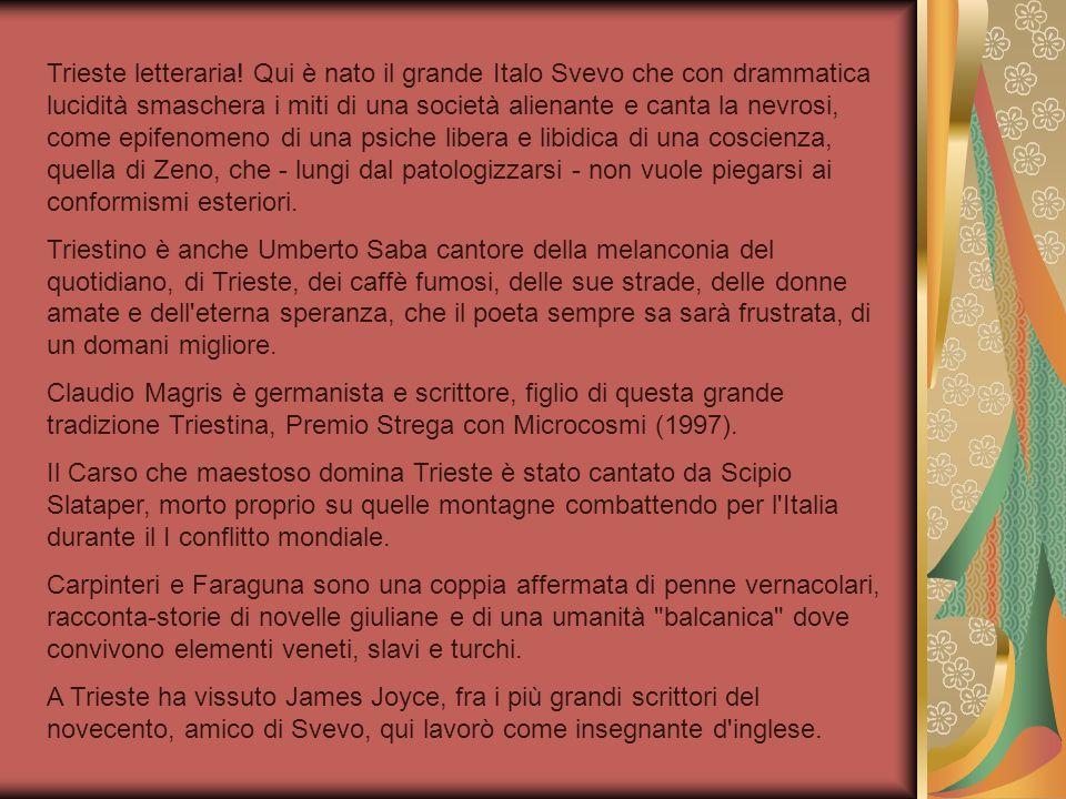 Trieste letteraria.