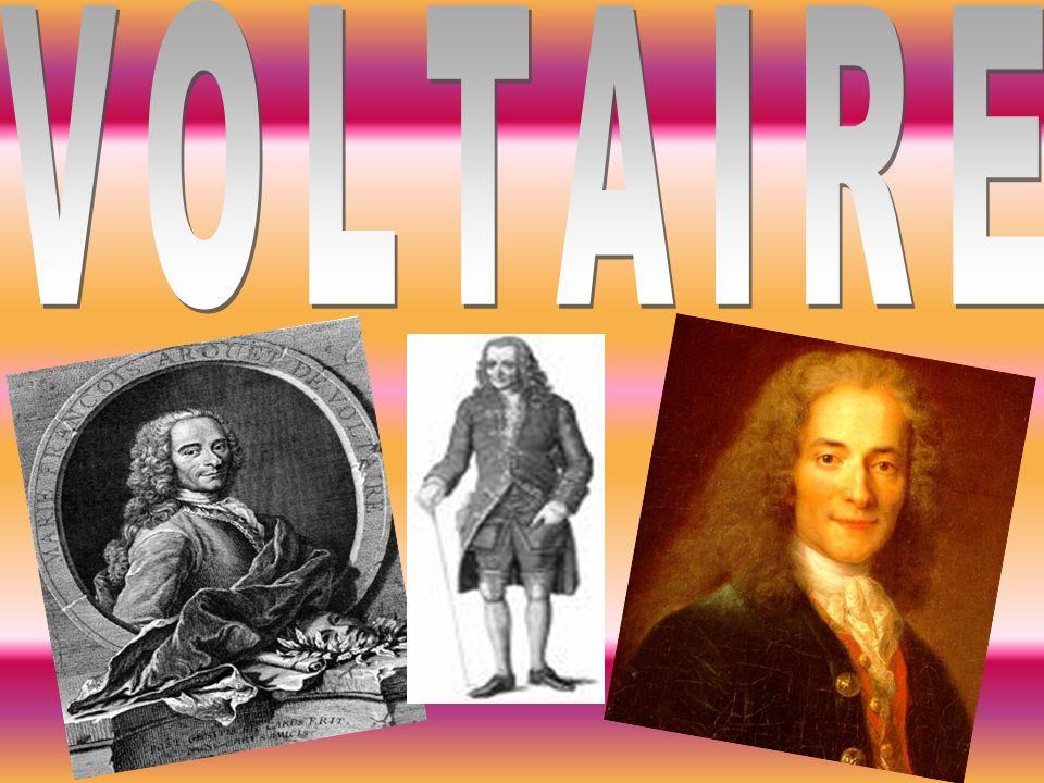 François-Marie Arouet Le Jeune nasce ufficialmente il 21 novembre 1694 a Parigi presso una famiglia appartenente alla ricca borghesia.