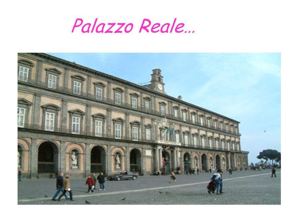 Palazzo Reale…