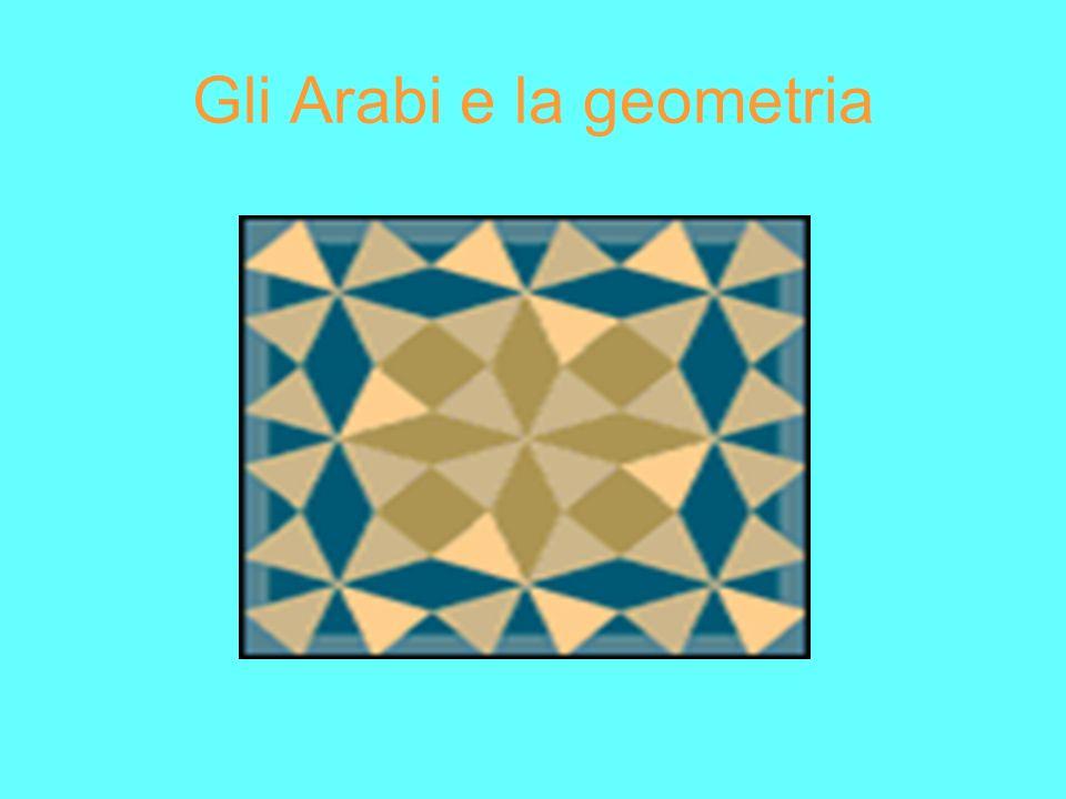 Gli Arabi e la geometria