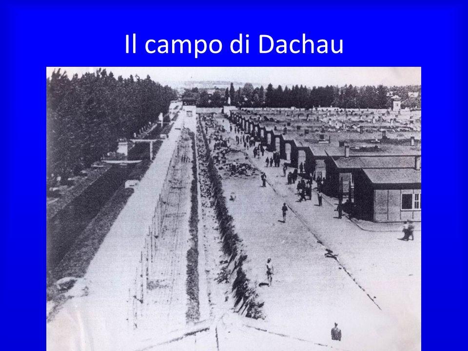 Il campo di Dachau