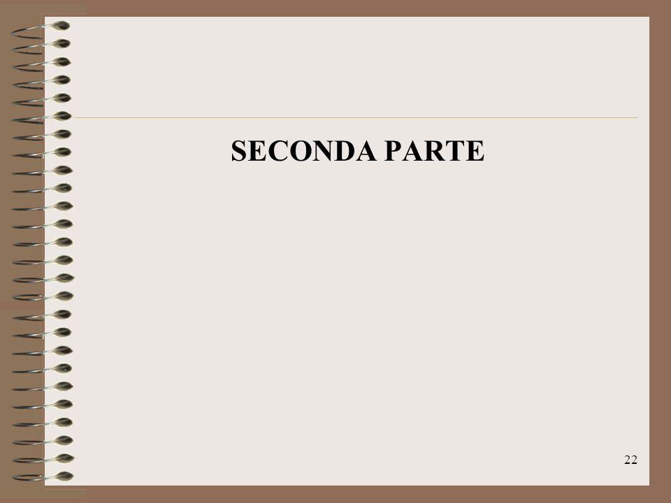 22 SECONDA PARTE