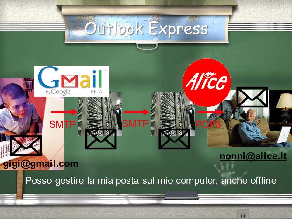 2 Agente dellutente: Explorer 1 Agente dellutente: Outlook Express