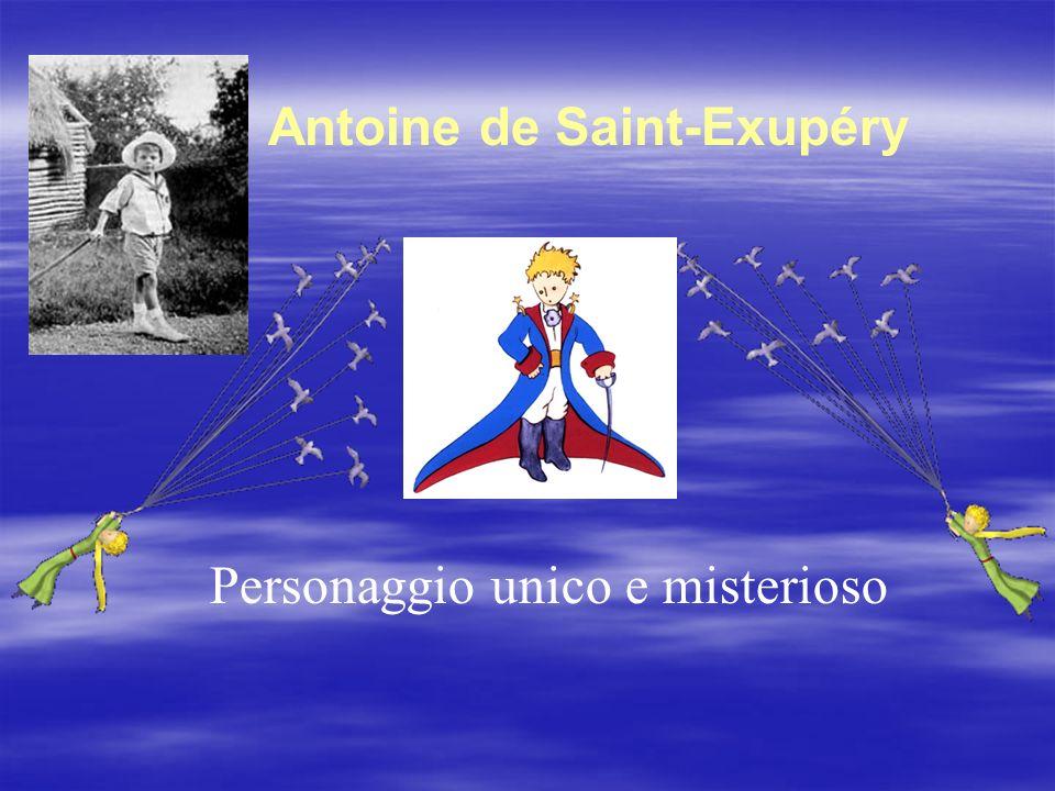 Antoine de Saint-Exupéry (1900 -1944)