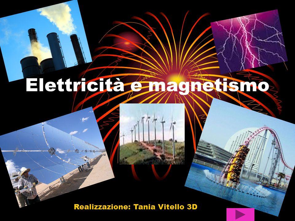 Elettricità e magnetismo Realizzazione: Tania Vitello 3D