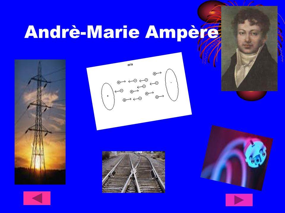 Andrè-Marie Ampère