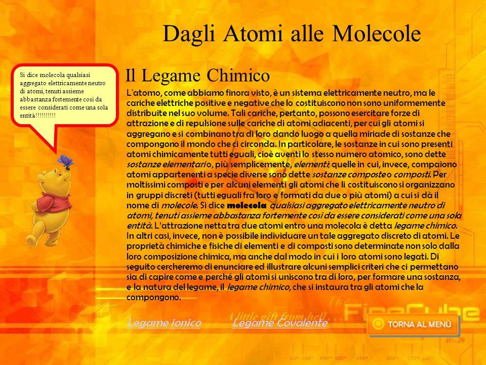 Rappresentazione degli elementi Gli elementi vengono armoniosamente classificati nella tavola periodica, uno strumento di sintesi estremamente potente
