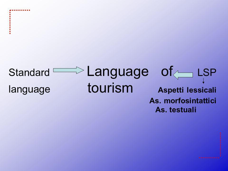 Quando iniziano a svilupparsi i linguaggi specialistici.