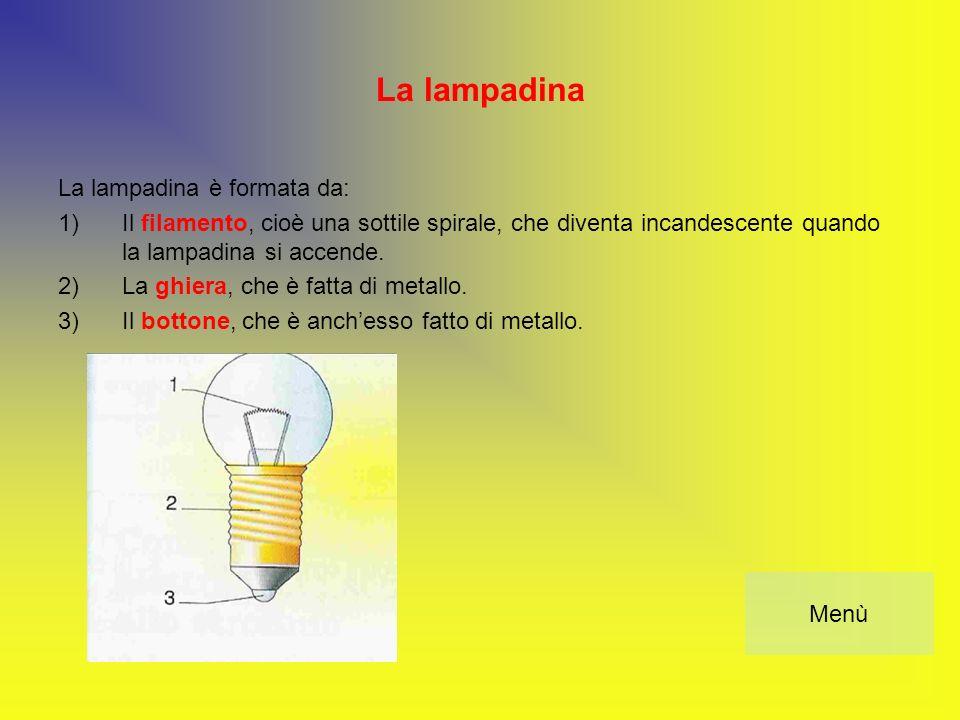 Lelettrolisi dellacqua Una reazione chimica che la corrente elettrica può provocare è lelettrolisi dellacqua, in cui si dissociano lidrogeno dallossigeno.
