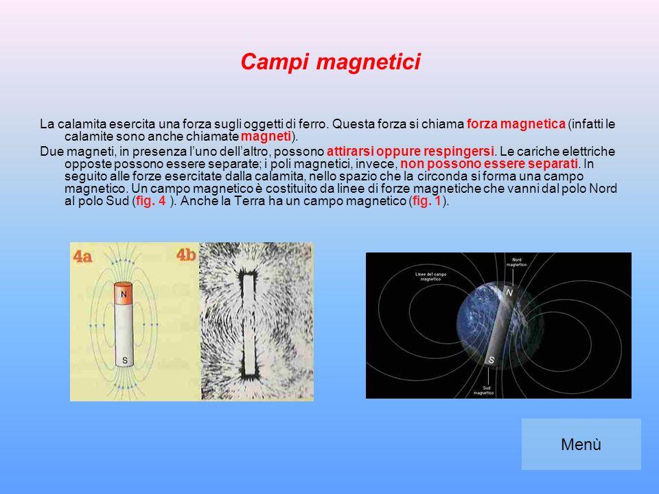 La dinamo e gli alternatori Leffetto magnetico della corrente consente anche nel trasformare lenergia di movimento e il lavoro in energia elettrica.