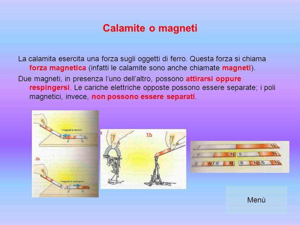 Il motore elettrico Grazie alleffetto magnetico, lenergia di una pila può essere trasformata in energia cinetica o in lavoro, cioè in energia di movimento.