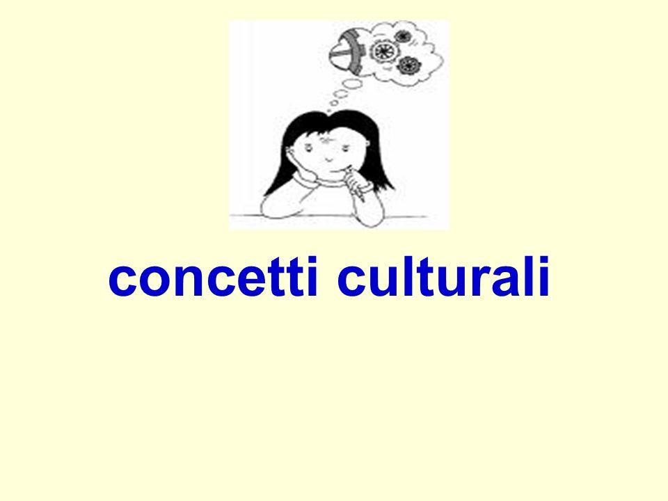 concetti culturali