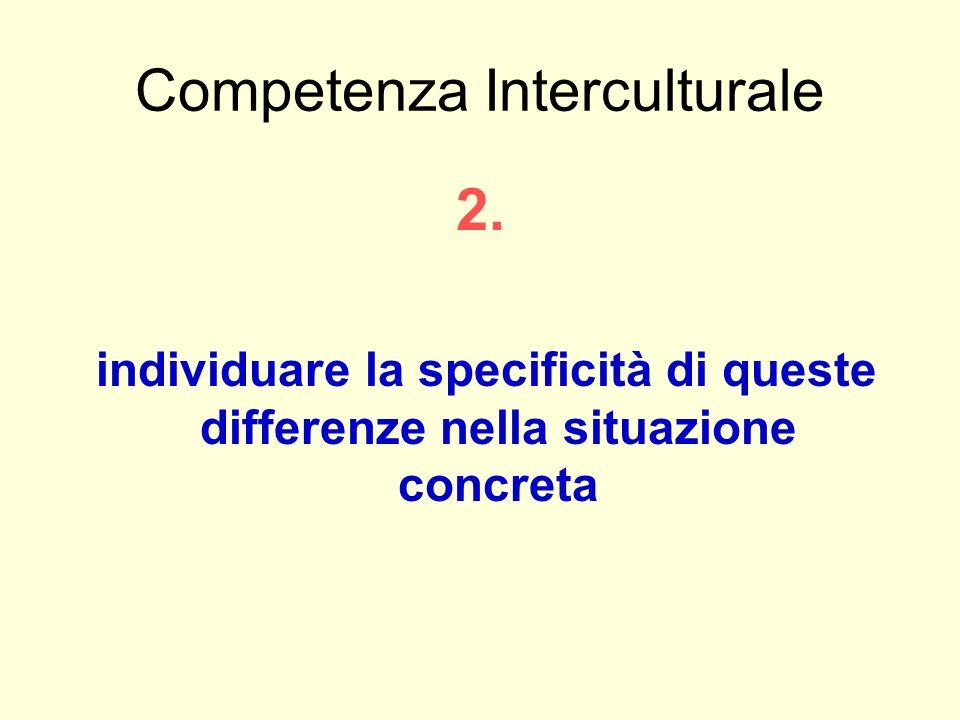 Competenza Interculturale 2.