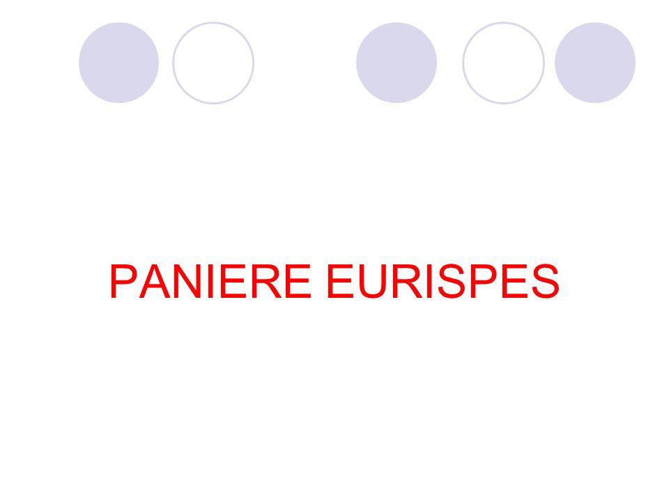 PANIERE EURISPES