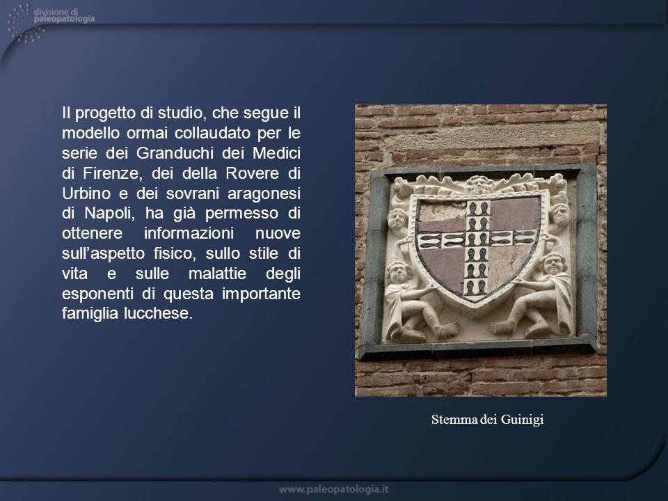 Il progetto di studio, che segue il modello ormai collaudato per le serie dei Granduchi dei Medici di Firenze, dei della Rovere di Urbino e dei sovran