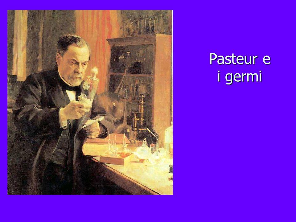 Pasteur e i germi