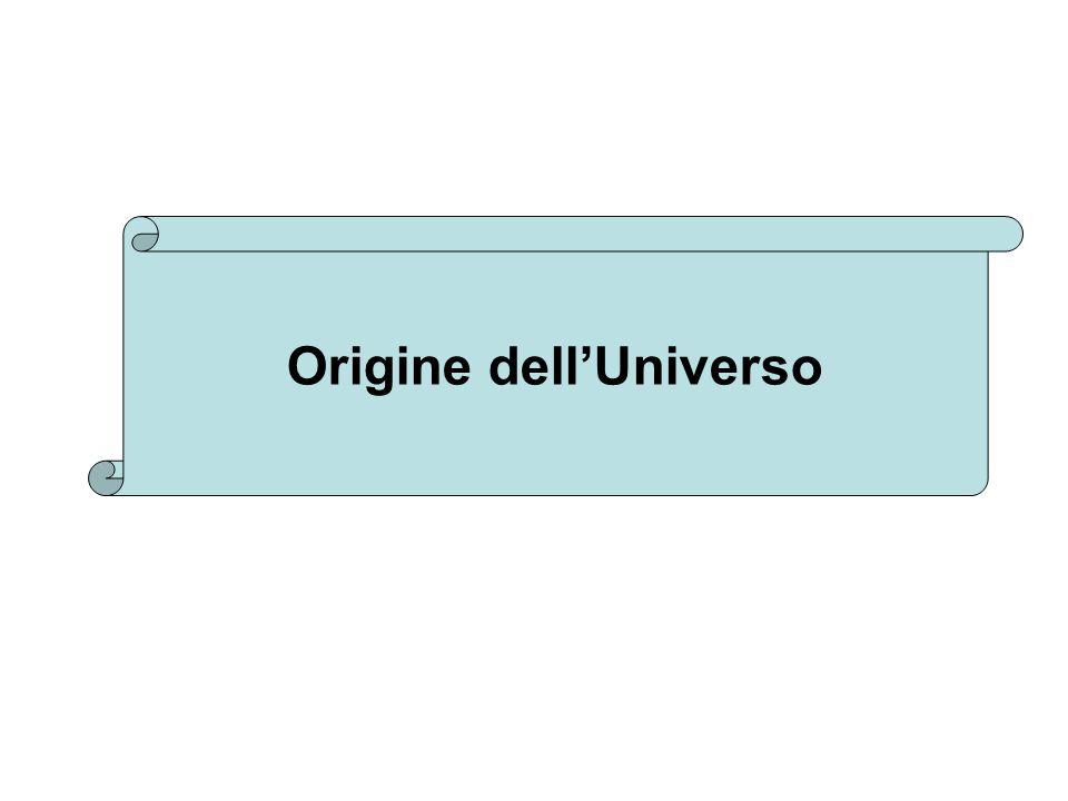 Origine dellUniverso