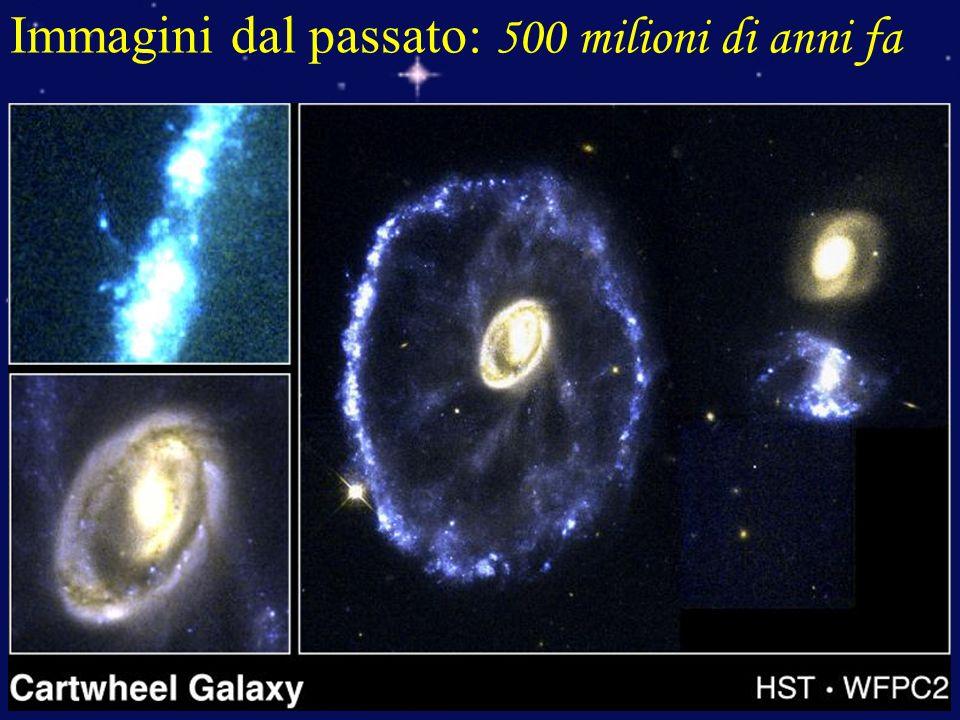 Immagini dal passato: 500 milioni di anni fa