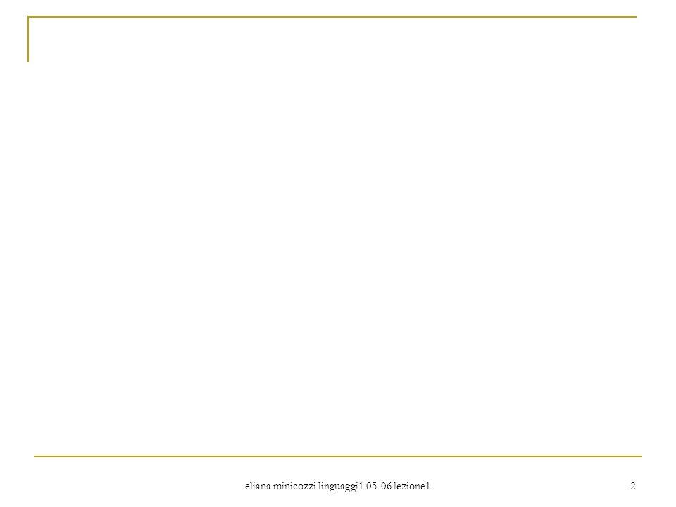 eliana minicozzi linguaggi1 05-06 lezione1 43 Dataobject