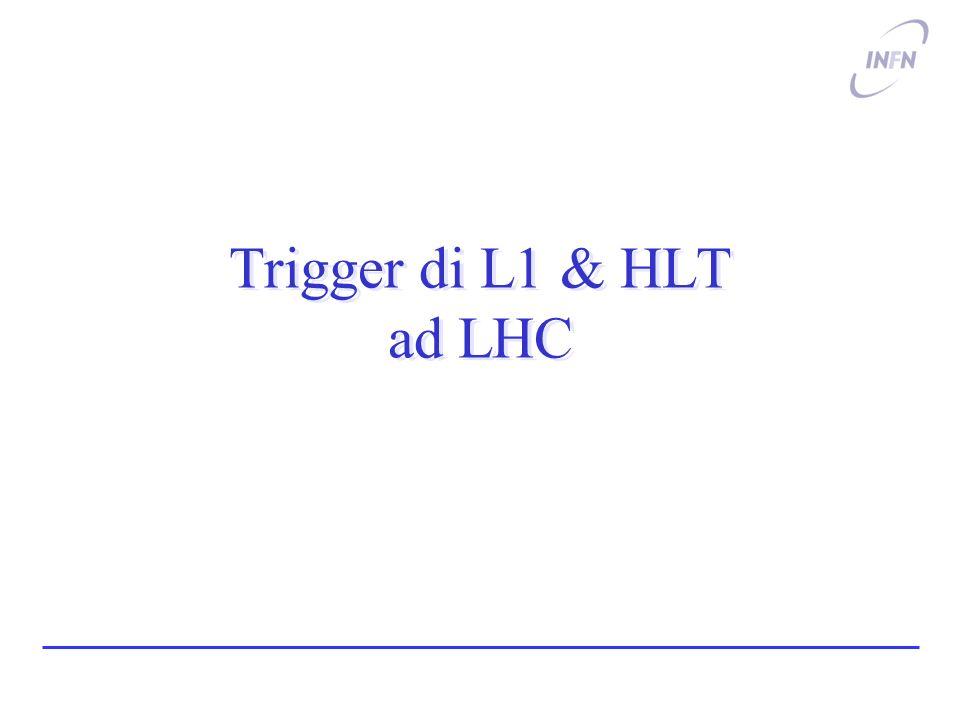 Luca Lista, INFN14 CMS Computing model Il problema della gerarchia è stato superato nel modello di calcolo di LHC…