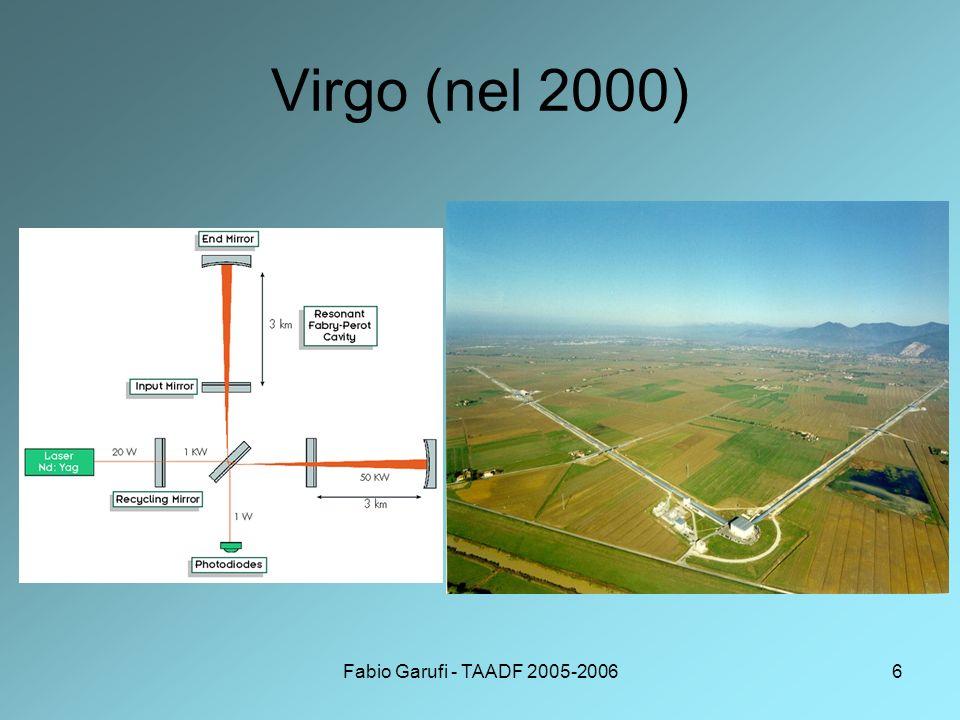 Fabio Garufi - TAADF 2005-20066 Virgo (nel 2000)