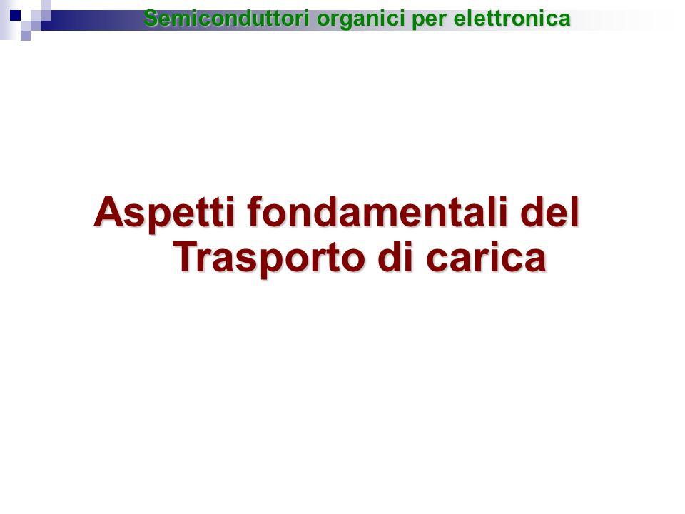 TERMOGRAFIA LOCK IN – STUDIO DISTRIBUZIONE DI CORRENTE IN FET ORGANICI Prof.