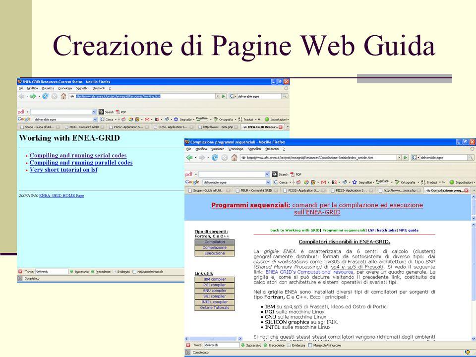 10 Creazione di Pagine Web Guida