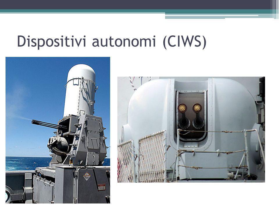 Progetti avanzati Ancora allo stadio prototipale Primi sistemi con alto grado di autonomia Impieghi in contesti peculiari