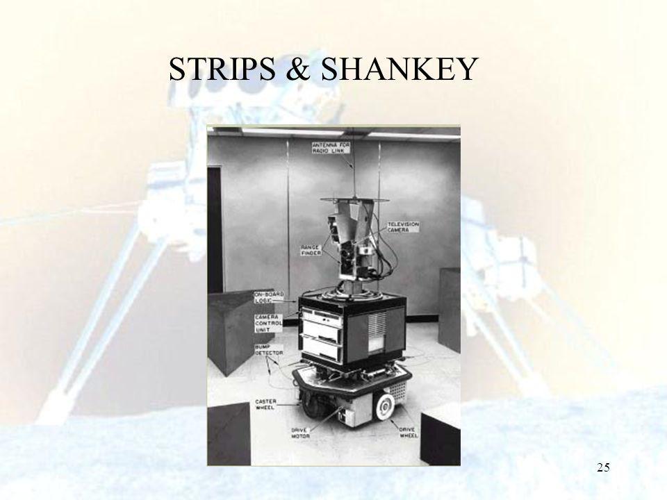 25 STRIPS & SHANKEY