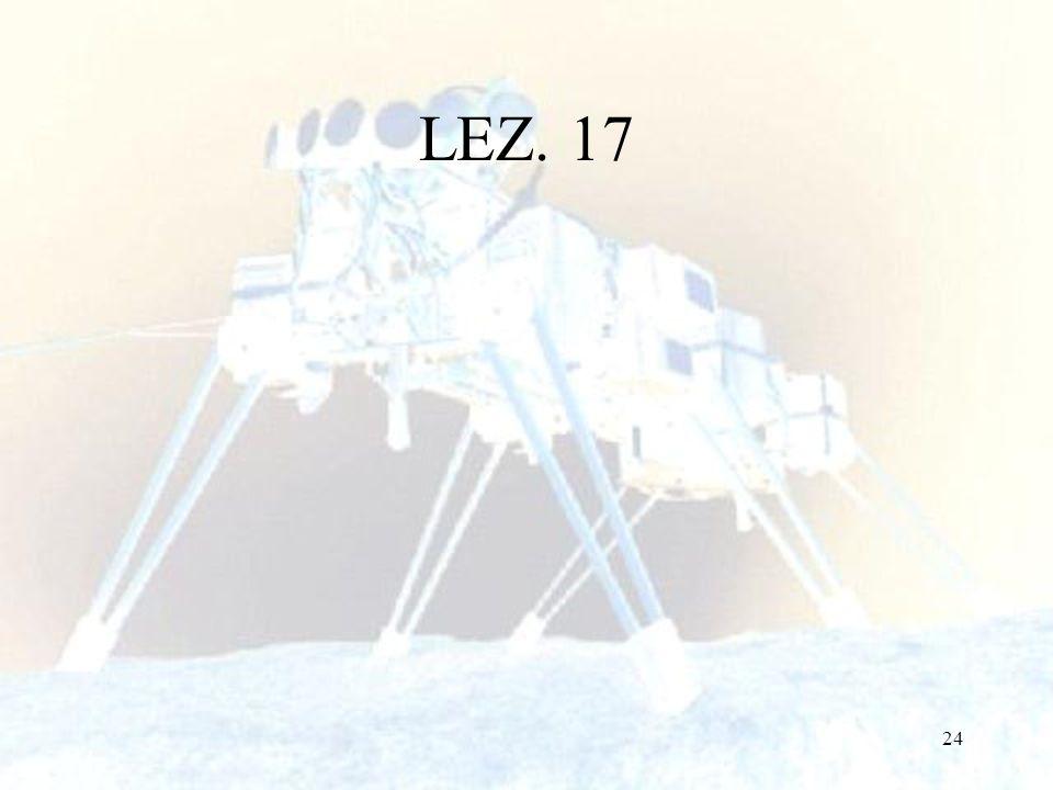 24 LEZ. 17