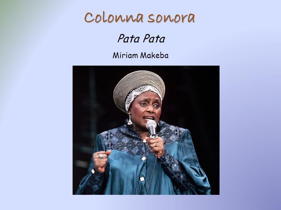 Colonna sonora Pata Miriam Makeba