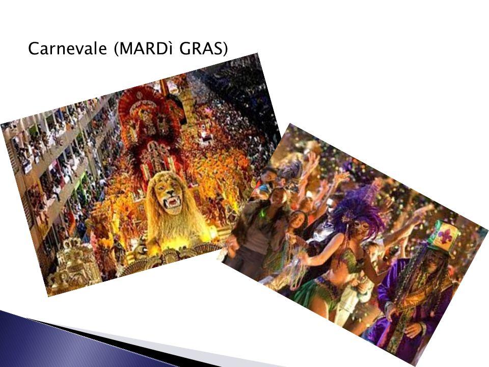 Carnevale (MARDì GRAS)