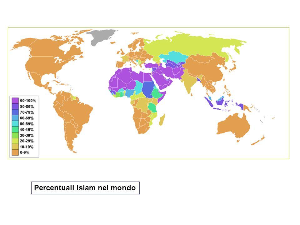 Con quale Islam ci dobbiamo confrontare.Esiste una guerra di civiltà.
