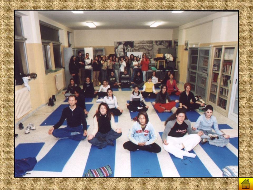 Unulteriore stimolazione formativa è stata fornita da incontri con rappresentanti qualificati di organizzazioni internazionali nate con lobiettivo di favorire la realizzazione di uno sviluppo sostenibile, di diffondere la pratica yogica per larmonia psico-fisica e di stimolare la curiosità degli alunni verso forme di religioni alternative.
