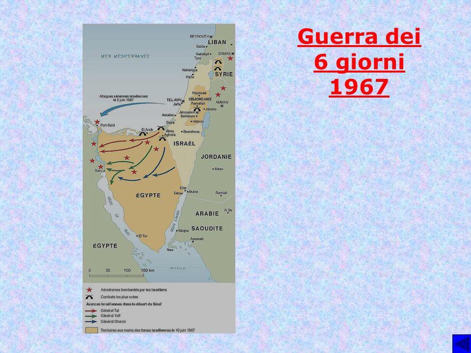 Guerra dei 6 giorni 1967