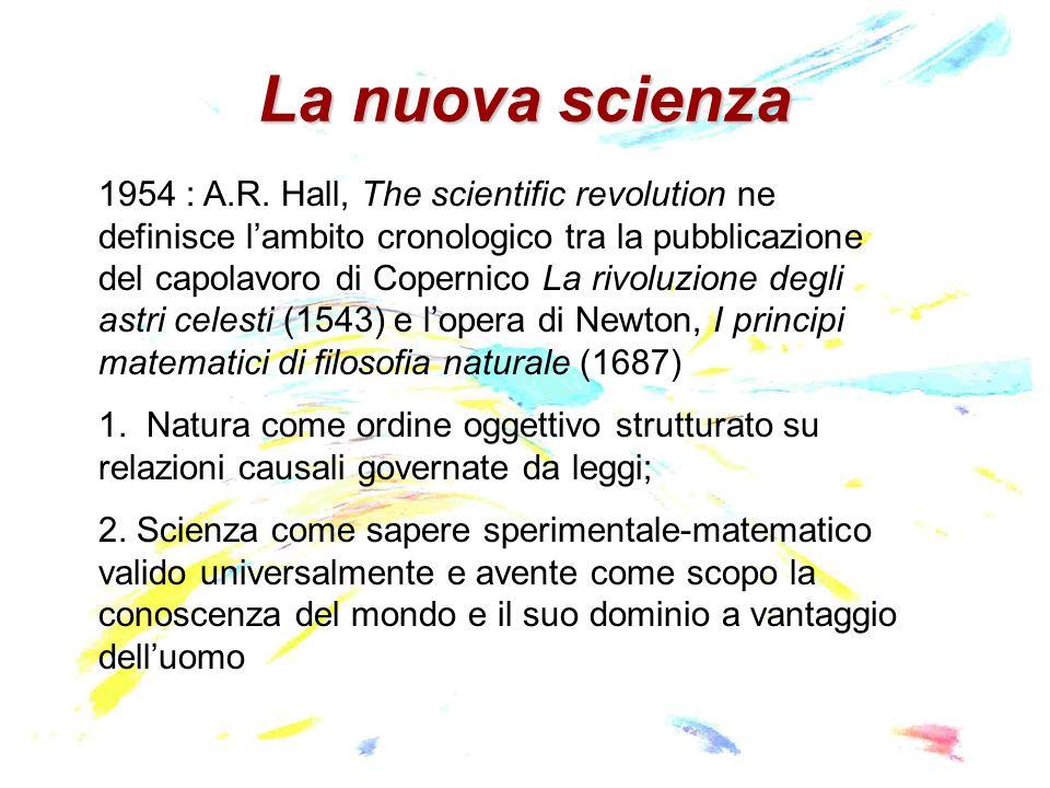 La nuova scienza 1954 : A.R.