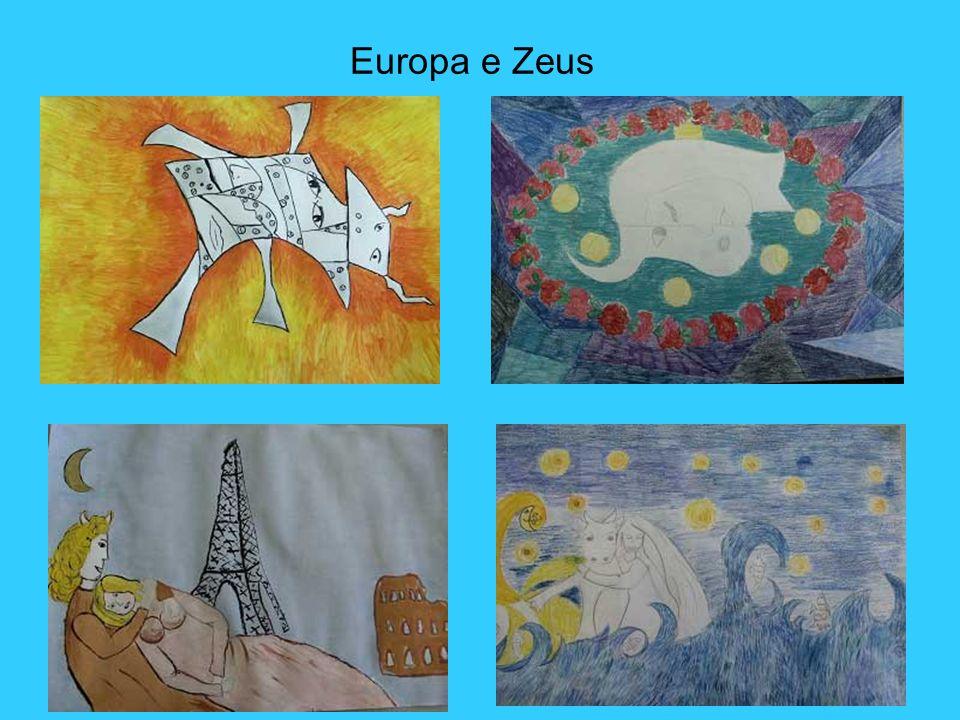 Europa e Zeus